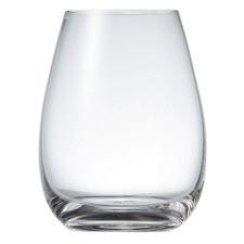 Set of 6 Salut Stemless Wine Glasses