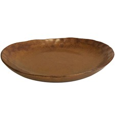 22cm Rust Nomad Pottery Side Plate (Set of 4)