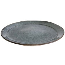 35cm Blue Nomad Pottery Serving Platter
