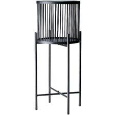 Black Rhythm Plant Stand