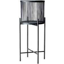 Salt & Pepper Black Rhythm Plant Stand