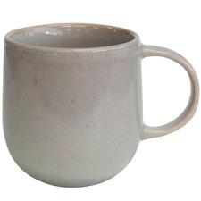 Salt & Pepper Frost 380ml Naoko Mugs (Set of 6)