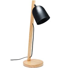 Oregon Wood Table Lamp