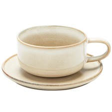 260mL Relic Tea Cup & Saucer (Set of 6)