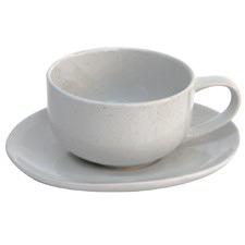 200mL Luna Tea Cup & Saucers