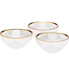 Small Romance Glass Bowl