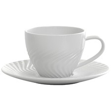 120mL Helix Espresso Cup & Saucer