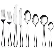 Salt & Pepper Splendid Stainless Steel Cutlery Set 96 Piece