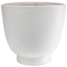 White Arch Origin Terracotta Planter