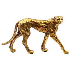 Golden Cheetah Ornament