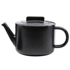 Black Brew 1L New Bone China Tea Pot