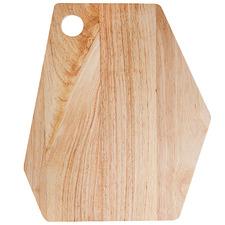 Entertain 40cm Rubberwood Serving Board
