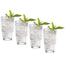 Bond Hampstead 330ml Highball Glasses (Set of 4)