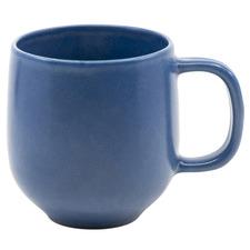 Salt & Pepper Blue Hue 380ml Stoneware Mugs (Set of 6)