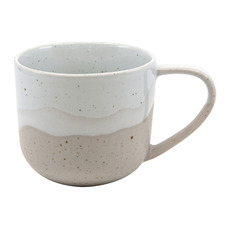 Salt & Pepper Cream Roam 380ml Mugs (Set of 6)