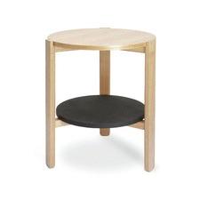 Hub Side Table Black