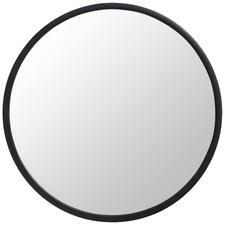 Hub Round Wall Mirror