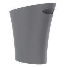 Charcoal Skinny 7.5L Bin