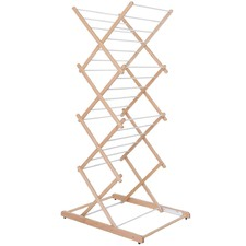 Stendipiu Airer Wood Drying Rack