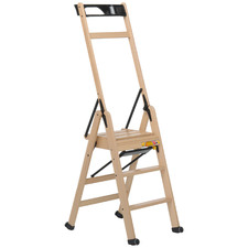 Lascala 3 Step Collapsible Ladder