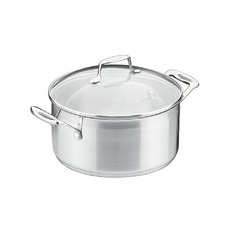 4.8L Scanpan Stainless Steel Casserole