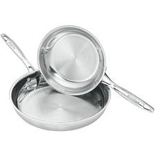 Tefal Jamie Oliver 28cm Stainless Steel Fry Pan