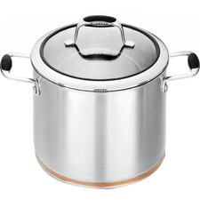 7.2L Coppernox Stock Pot