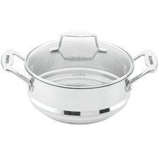 Scanpan Impact Multi Steamer with Lid 16/18/20cm