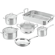 Scanpan Impact Cookware Set 6 Piece