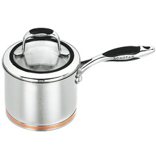 Scanpan Coppernox Saucepan with Lid 14cm/1.2 Litre