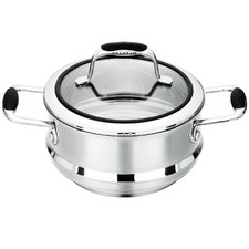 Coppernox 20cm Multi-Steamer Insert with Lid
