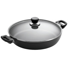Scanpan Classic 4L Chef's Pan with Lid