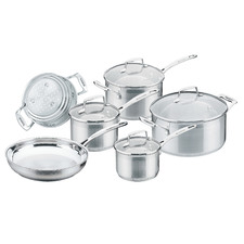 6 Piece Scanpan Impact Cookware Set