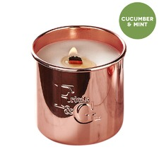 Cucumber Mint Rose Gold Candle