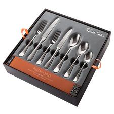 42 Piece Robert Welch Radford Stainless Steel Cutlery Set