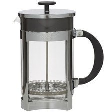 Silver Berlin 1.5L Glass Coffee Plunger