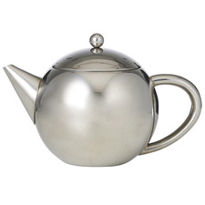 1.2L Stainless Steel Teapot with Infuser