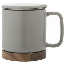 Soren 350ml Tea Mug with Infuser