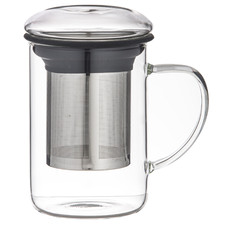 Seychelles 420ml Tea Mug with Infuser