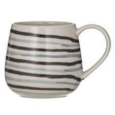 Roma Stripe 500ml Stoneware Mug