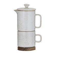 3 Piece Soren Coffee Plunger & Tea Mug Set
