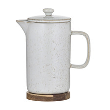 2 Piece Soren 950ml Coffee Plunger Mug & Trivet Set