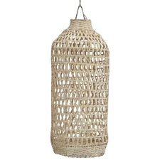Tall Bamboo Lamp Shade