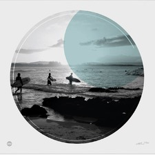 Byron Bay Circle Print
