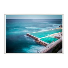 The Calm Before the Storm Framed Wall Art