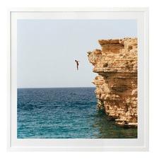 Jumping For Joy Printed Wall Art