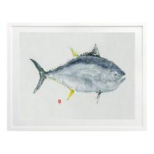 Fisherman's Friend Right Printed Wall Art