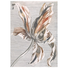 Regal Bloom Canvas Wall Art