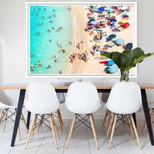 Capri Framed Wall Art