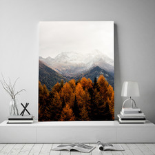 Autumn Printed Wall Art
